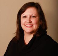 Public Relations Manager, Lisa Raymond